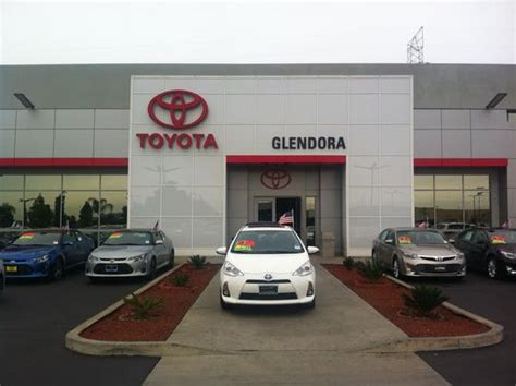 Toyota Dealer Glendora Toyota Of Glendora Glendora Ca 91740 6714 Car