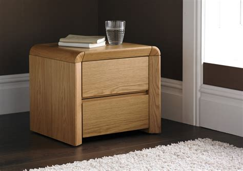 low bedside table unique oak bedside tables as classic decor quickinfoway
