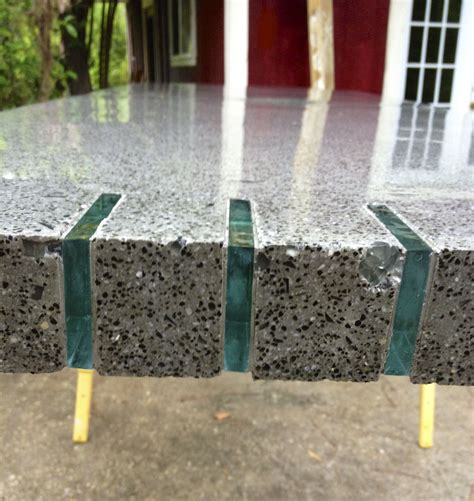 Glass Cement Countertops by Pin By De Caluw 233 On Home Ideas Other Glass