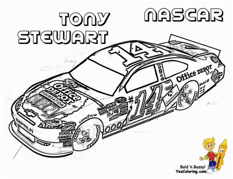 coloring pages of stock cars get this nascar coloring pages printable for boys 37941
