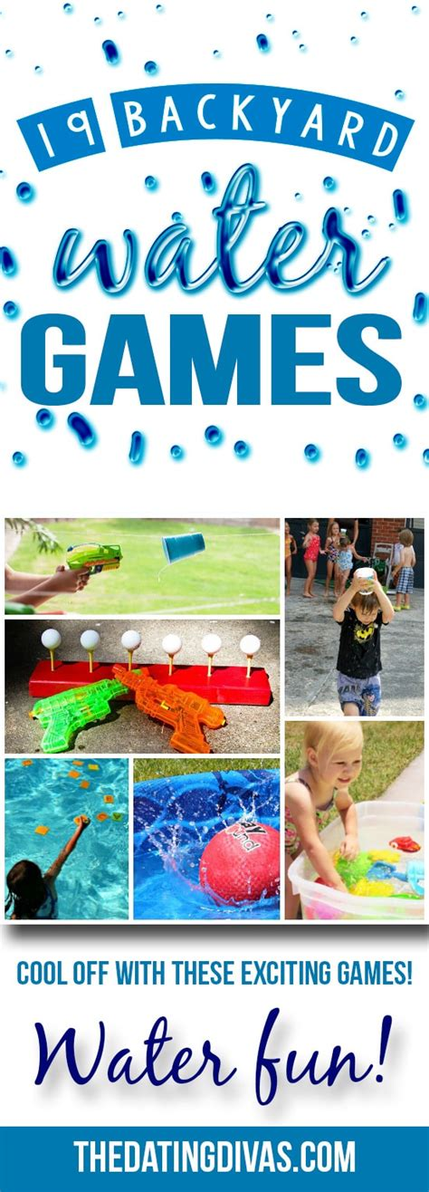backyard water games best backyard water games home outdoor decoration