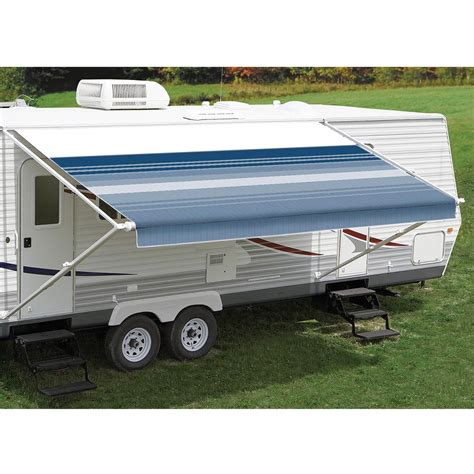 rv patio awning fiesta patio awning by carefree carefree of colorado