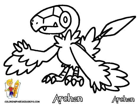 pokemon black and white coloring pages legendary free
