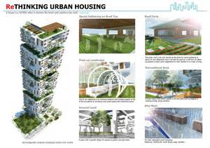 architecture concept rethinking urban housing archiprix s e a 2012