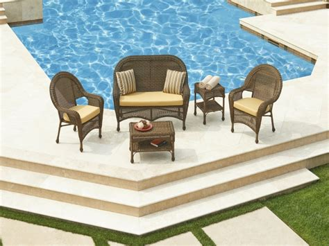 North Cape Wicker Outdoor Patio Furniture Oasis Outdoor Nci Outdoor Furniture