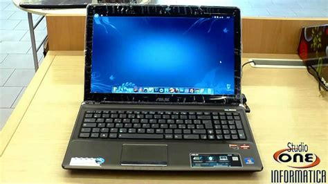 Notebook Asus Prosesor Amd unpacking notebook asus amd k52d amd phenom ii 4 cores