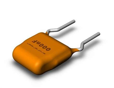 multilayer capacitor model multi layer chip capacitor mysolidworks 3d cad models