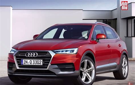 audi q3 new model 2018 2018 audi q3 to jump on mqb platform hybrid option likely