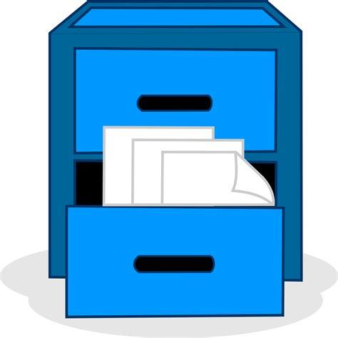 File Cabinet Clip Art   dothuytinh