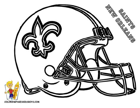 Nfl Coloring Pages Helmets nfl football helmets coloring pages clipart panda free