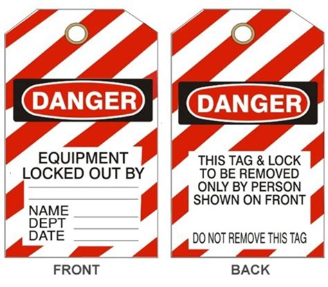 esfi we want you to lockout tagout