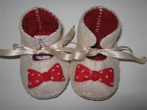 How To Make Handmade Baby Shoes - bow handmade baby shoes baby shoes