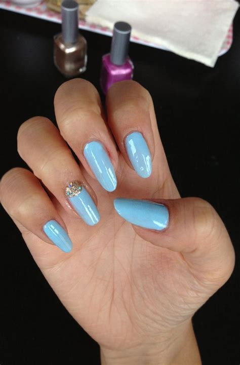 baby blue baby blue and white nail designs www pixshark com