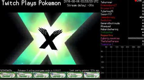 2014 A Twitch Odyssey Twitch Plays Pokemon Know Your Meme - twitch plays pokemon has completed every generation vg247