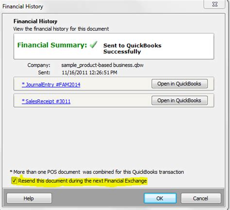 tutorial quickbooks point of sale how to resend missing transactions from quickbooks point
