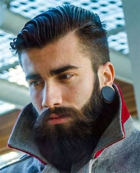 short hairstyles with full beard 20 cool full beard styles for men to tap into now