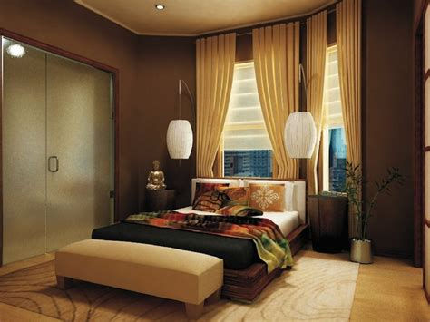 asian style bedrooms incorporating asian inspired style into modern d 233 cor