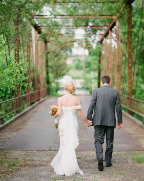 Martha Stewart Weddings by A Colorful Themed Wisconsin Wedding Martha Stewart