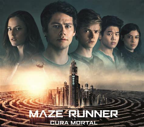 maze runner hd film izle rese 241 a maze runner la cura mortal canal freak