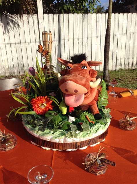 86 Best Lion King Baby Shower King Baby Shower Centerpieces