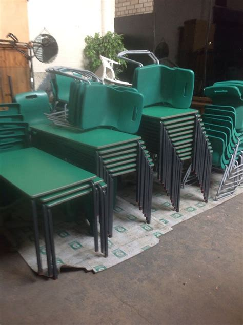 second hand school benches secondhand chairs and tables school playgroup and