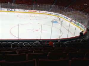 section rouge centre bell centre bell section 111 row g seat 7 montreal canadiens