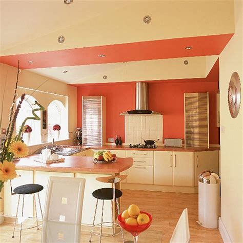 bold open plan kitchen diner kitchen design housetohome co uk