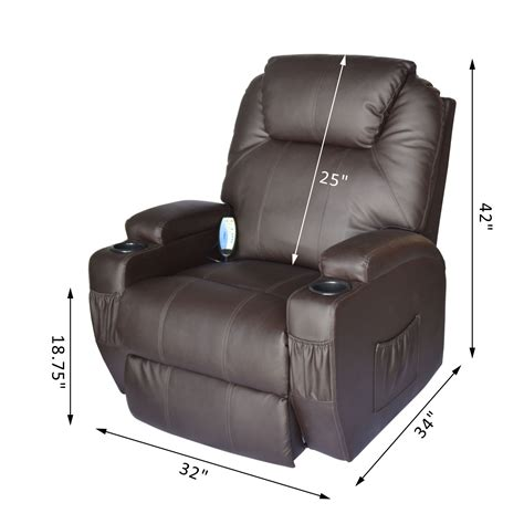 Massage Recliner Chair Black Friday Chairs Seating