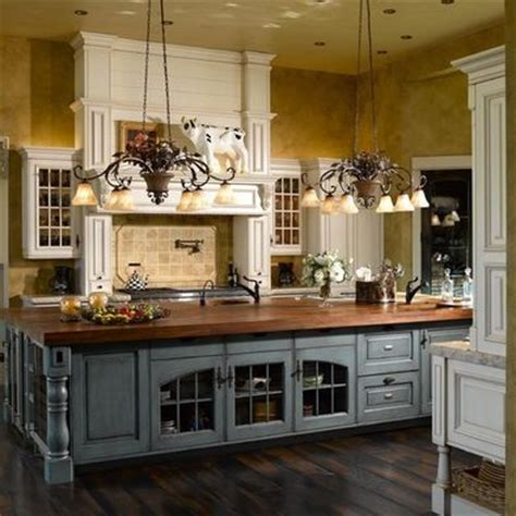 white french country kitchen cabinets colored wooden island against white cabinets beautiful