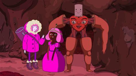 adventure time lady and peebles lady rainicorn is image lady peebles alternate ending png adventure