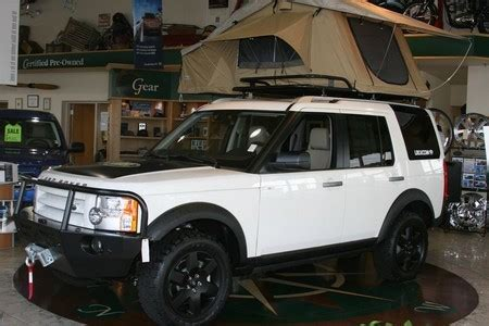 custom land rover lr4 specially built land rover lr4 features aluminum parts