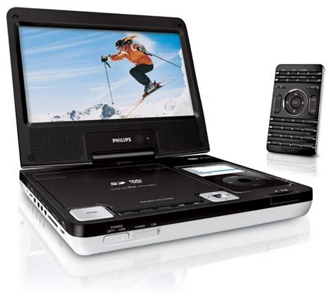philips dvd player video format philips dcp850 portable dvd features built in ipod dock