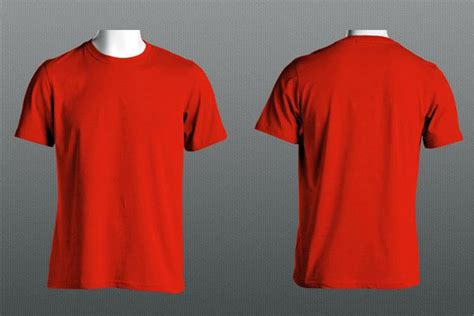 35 Best T Shirt Mockup Templates Free Psd Download Psdtemplatesblog T Shirt Template Psd