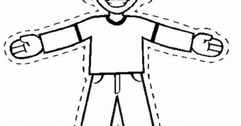 flat stanley coloring page printable coloring pages