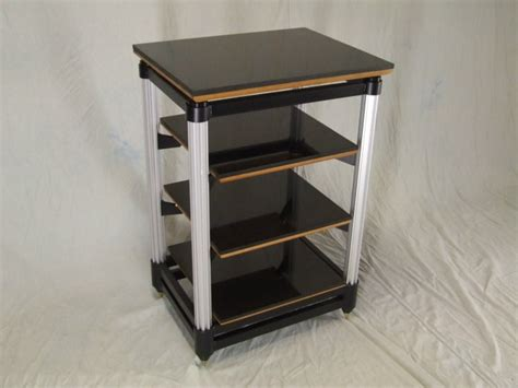 Isolation Rack by Adona Zero Sr4 Isolation Rack Affordable Perfection Stands Audiogon