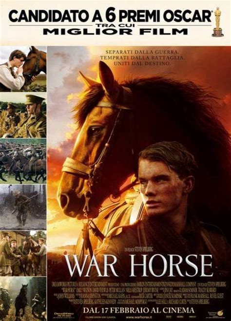 libro war horse biografia di david kross screenweek