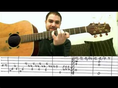 tutorial de fingerstyle tutorial cancion del mariachi fingerstyle guitar w tab