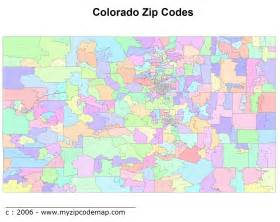 colorado zip code maps free colorado zip code maps