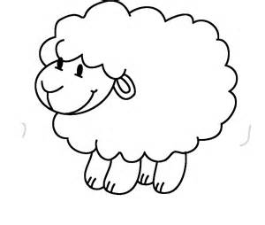 sheep coloring pages to print year of sheep 2015