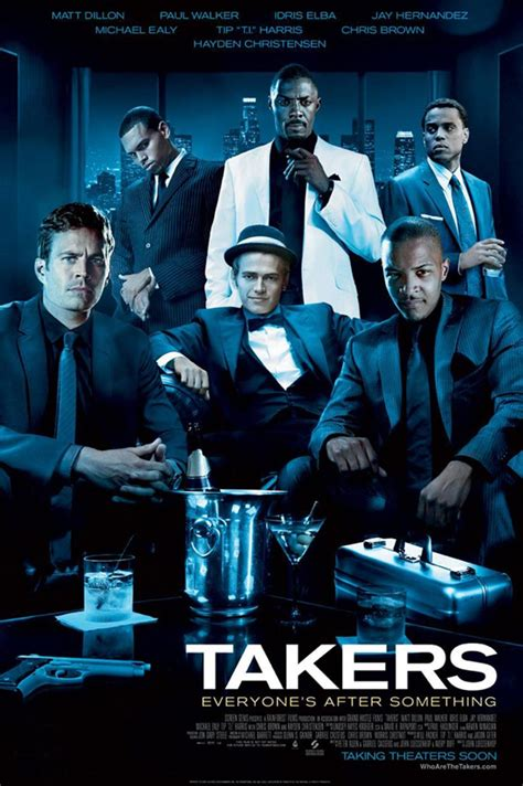 michael ealy takers the cast of quot takers quot chris brown idris elba michael