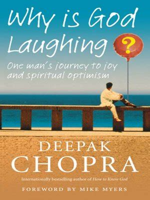 god s promise of happiness ebook why is god laughing by deepak chopra 183 overdrive rakuten