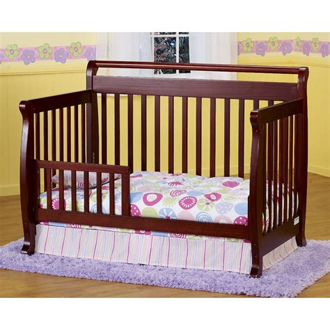 Crib Converts To Toddler Bed 3 In 1 Baby Crib Plans Modern Baby Crib Sets