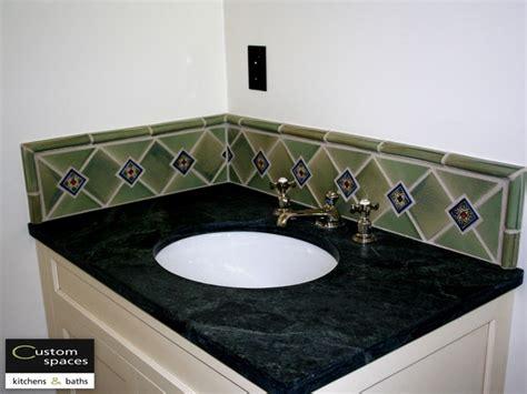 soapstone vanity top mediterranean bathroom san - Soapstone Vanity Top