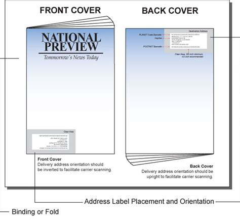 usps mailing label design guidelines publication 177 guidelines for optimizing readability of