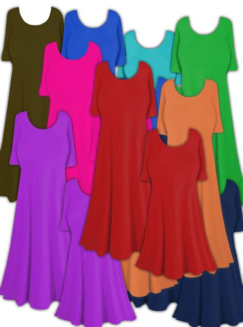 Khimar Kheva Cutting Size Xl 7 princess cut or a line solid slinky customizable plus size supersize tops dresses many