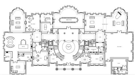 mega mansions floor plans 56 000 square foot proposed mega mansion in berkshire