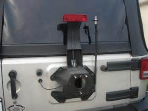 Jeep Tj Antenna Mount Antenna Mount For Cb Jeep Wrangler Forum