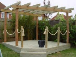 Pergola Fixings by How To Build Your Own Pergola Step By Step
