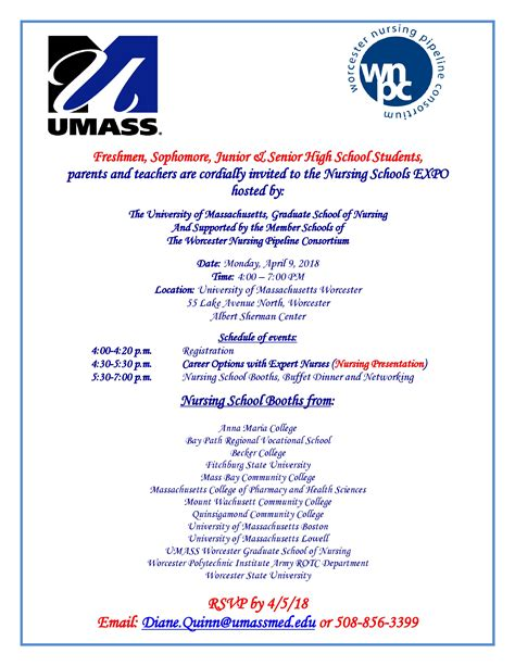 Umass Mba Summer Class Registration by Calling All High School Students Interested In Nursing For
