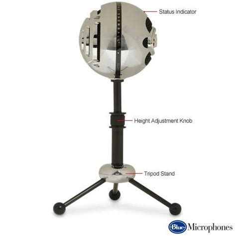 Garage Band Not Recognizing Snowball Mic Blue Microphones Snowball Usb Microphone Brushed